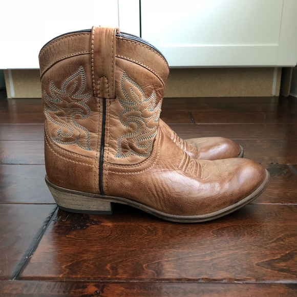 5cabd313e30 Dingo Women's Willie Western Boots 6.5M